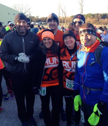The RunSixtyFeet Auburn Team!! They are awesome!